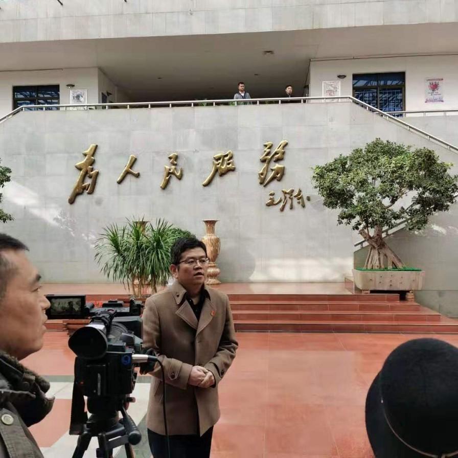 安宁工业园区优化营商环境服务产业发展 ▏FM887现场
