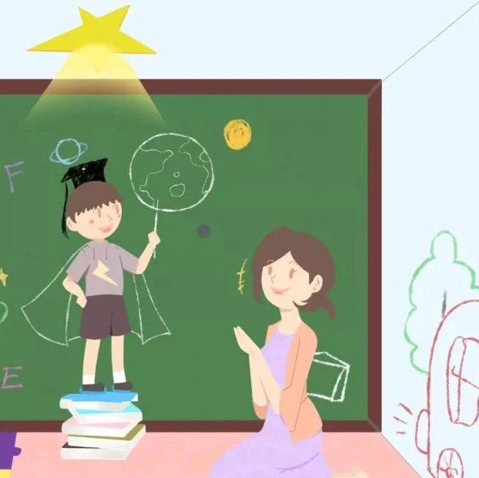 """从""""窝里横,出门怂"""",到小学成绩稳居前五,这位妈妈的育儿经值得学"""