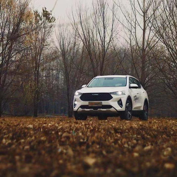 2020款哈弗F7引领国产SUV进入智能驾驶新时代