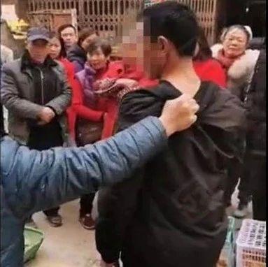 视频│事发九江,一男子频繁用假钞买东西,被当场抓获