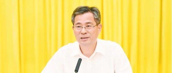 省委组织部长送省委政法委书记跨省履新