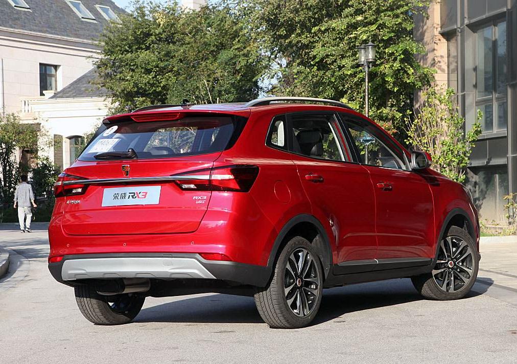 售价不足十万SUV,荣威RX3,值得推荐吗?