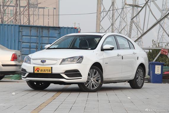 12月新车比价 吉利汽车吉利帝豪新能源宁波13.53万起