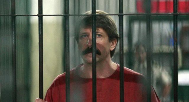 俄富豪遭美国钓鱼执法,获25年重刑,披露监狱内不可告人的秘密