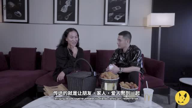 前段时间和王大仁约了个下午茶,不过他的目的不是请我吃东西