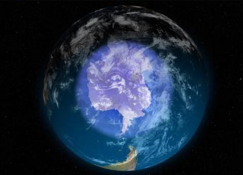 臭氧层再现异象,面积缩至1000万平方公里,科学家表示担忧