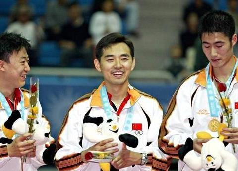 孔令辉四大女徒弟:两人奥运冠军