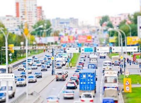 """中国交通""""最拥堵""""的城市,高峰期就堵得水泄不通,不是北京"""