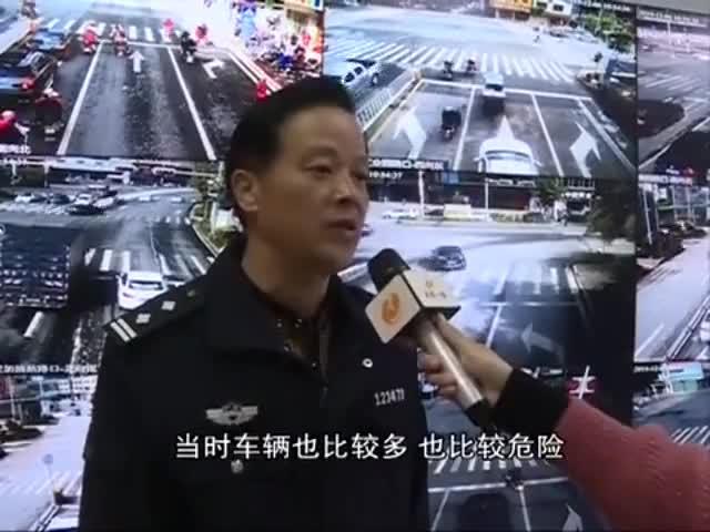 """五华一86岁老人走失街头, 民警靠""""刷脸""""将其送回家"""
