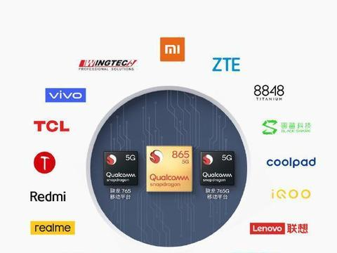 高通5G处理器亮相,国产手机厂商纷纷祝贺,华为市场压力将增大