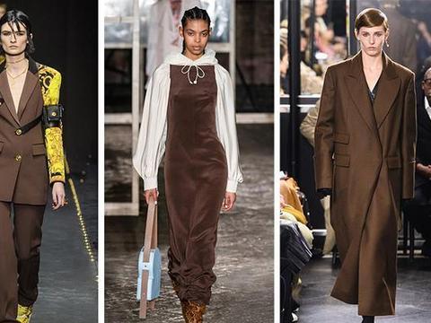 2019年12月女装流行色分析报告