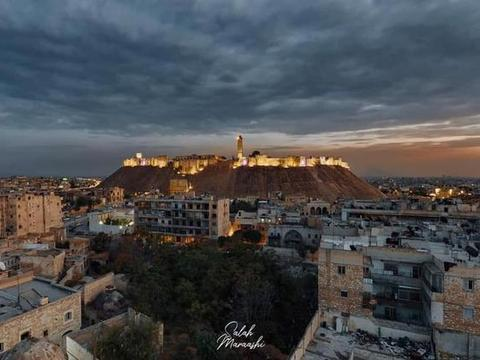 苦难中前行!阿勒颇展现新风貌,同时继续打击农村恐怖分子
