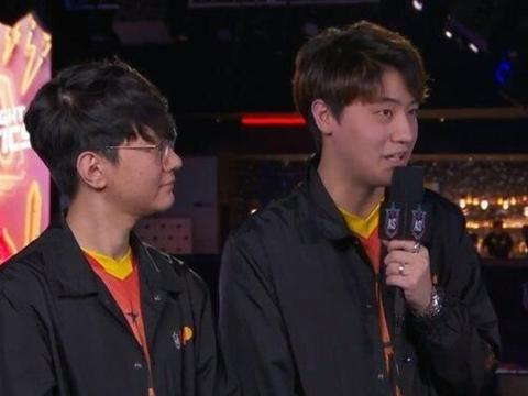 中韩对抗赛赛后采访MadLife-NaRaKyle:MadLife钩子英雄太猛啦
