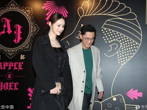 43岁TVB男星陈山聪结婚,林峯佘诗曼胡杏儿等到场祝贺