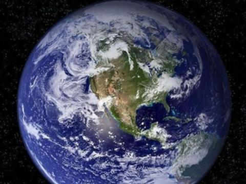 除了人类以外,还有哪些动物知道地球是圆的?