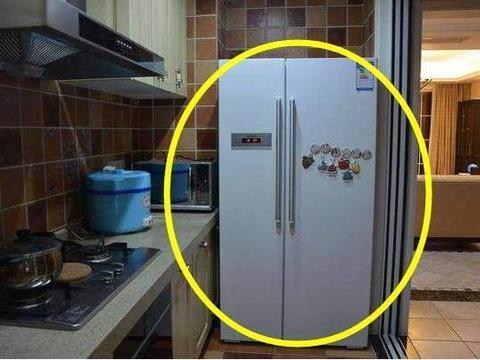 冰箱放厨房、餐厅还是放客厅好?我家竟然放错了20年!