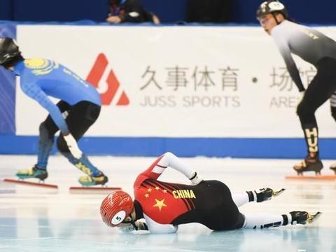 短道世界杯上海站中国队收获两银一铜 武大靖摔倒屈居亚军
