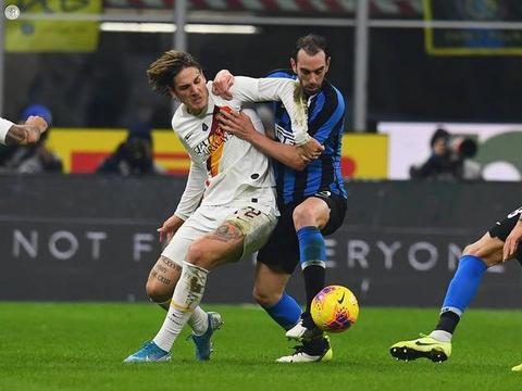 戈丁:罗马几乎没有射门机会,我们不可能总赢球