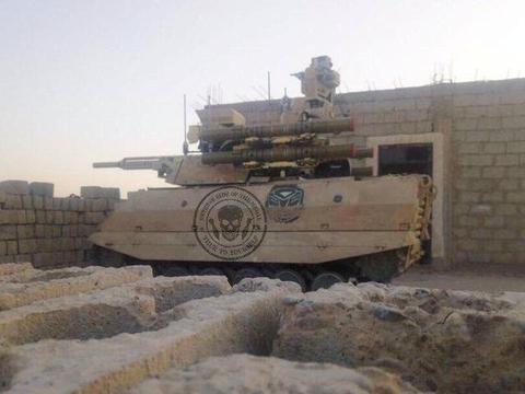 新型机器人在叙利亚参战,击退土耳其多次猛攻,这仗没法打了