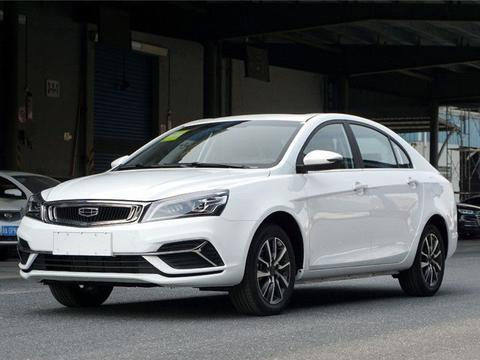 李书福急了!打败别克英朗的国6新车只卖5.88万,油耗低至5.8升