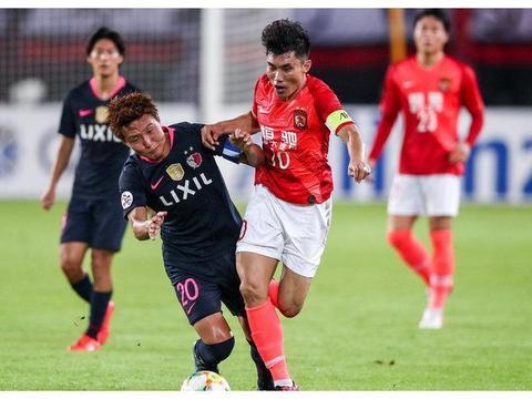 亚冠-韦世豪丢单刀艾克森失良机 广州恒大主场0-0鹿岛鹿角