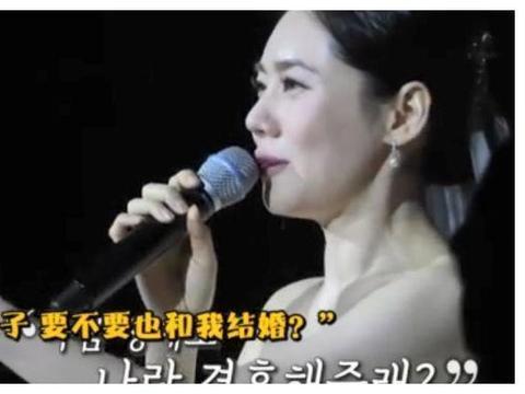 于晓光儿子 推花车直面镜头不怯场,秋瓷炫穿婚纱单膝跪地预约来