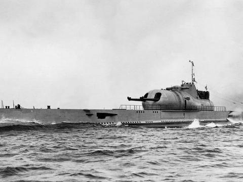 全球唯一一款潜水航母!只有日本能造出,却被美国窃取技术