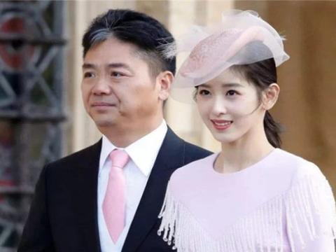章泽天被问:刘强东一月给你多少零花钱?她的回答让丈夫很有面子
