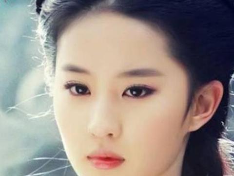 刘亦菲刘诗诗张馨予李沁蒋勤勤刘丹,女星古装谁最仙气飘飘?