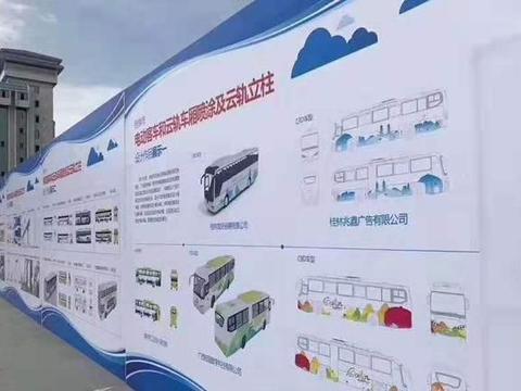 桂林的新能源大巴和公交车,你坐过了吗?