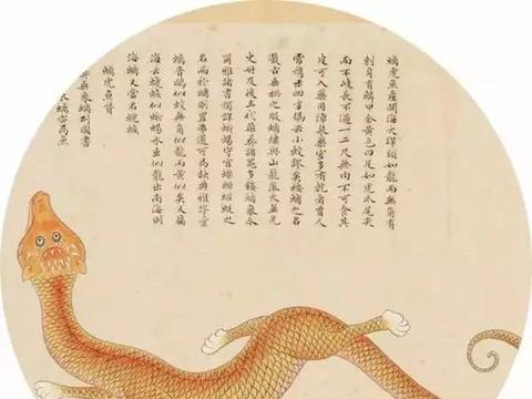 他36年画的一部图谱,成了乾隆枕边书,现是故宫一宝,画面很诡异
