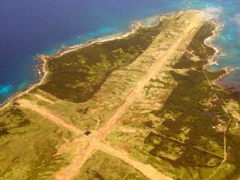 日本政府花160亿日元,购岛供美军舰载机训练,附近居民担心受扰