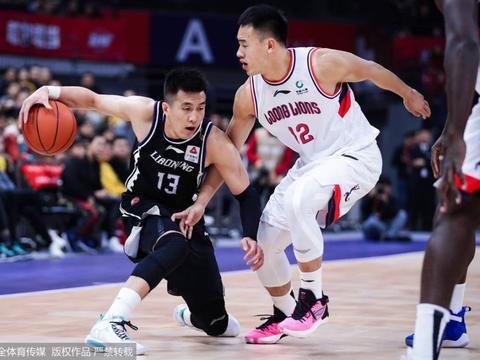 CBA-广州狂飙20记三分仍负辽宁 芬森32+8郭艾伦28分