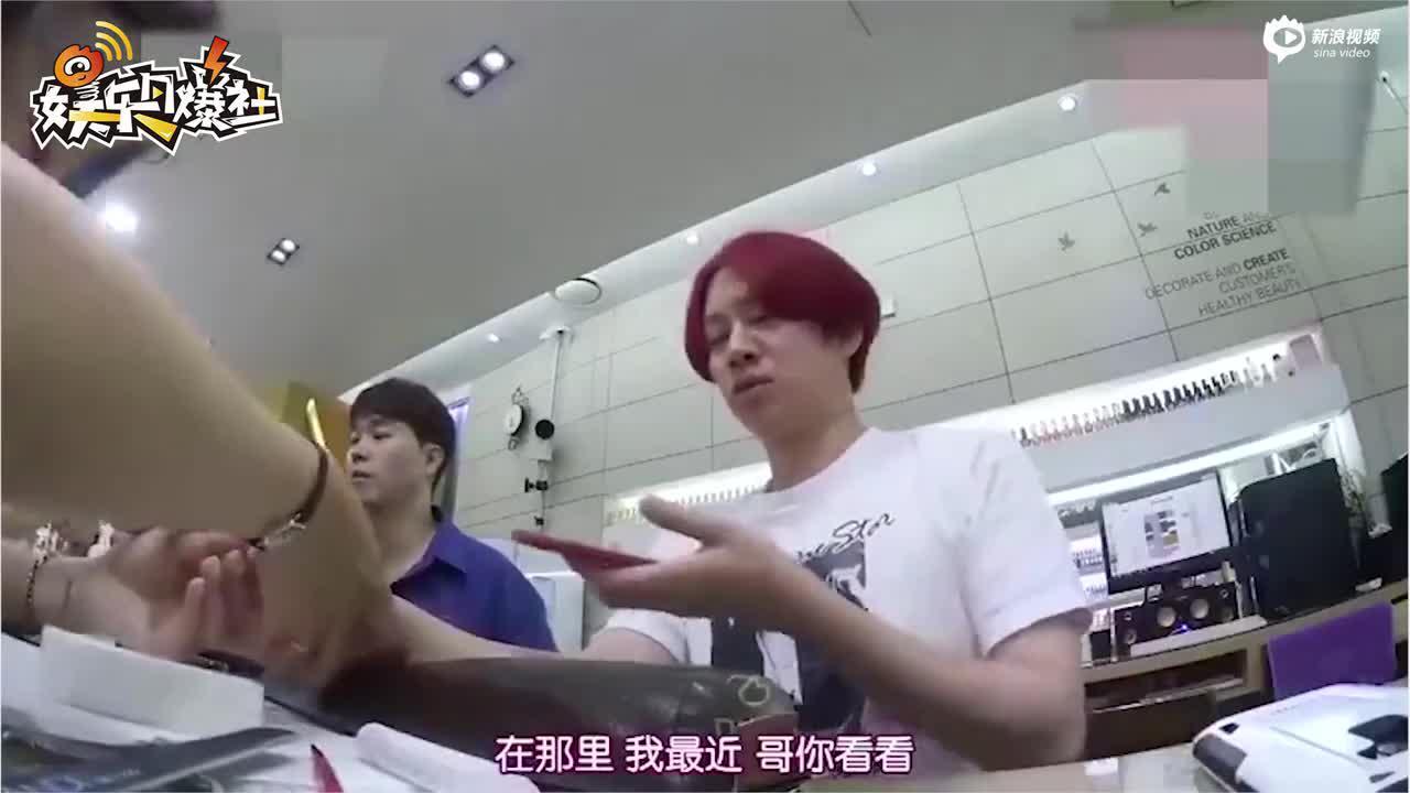 视频:真追星赢家金希澈!同祝绪丹合影后一起吃火锅
