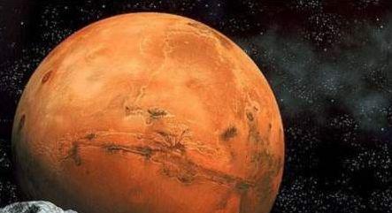 火星有生命存在?有人发现火星陨石坑有外星基地,答案不可思议
