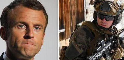 美军突然跑路坑惨法国,特种兵被困交火区,求助俄罗斯出兵救援