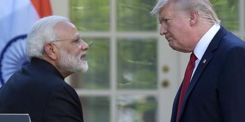 美国四处充当世界警察,但为何却不对印度的发展进行围堵?