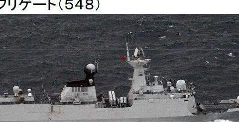 解放军海军舰艇编队及军机近日进入日本海进行训练