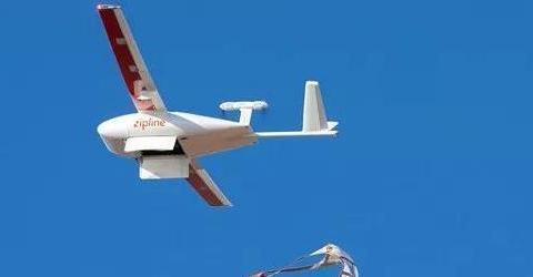 非洲一公司让无人机空投更快运送血液,美军拟收购