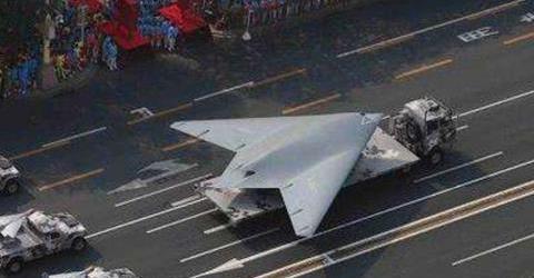 攻击11无人机有多强?飞翼式布局,隐身能力接近完美