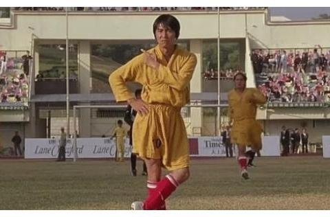 周星驰《少林足球》原来是这样拍出来的
