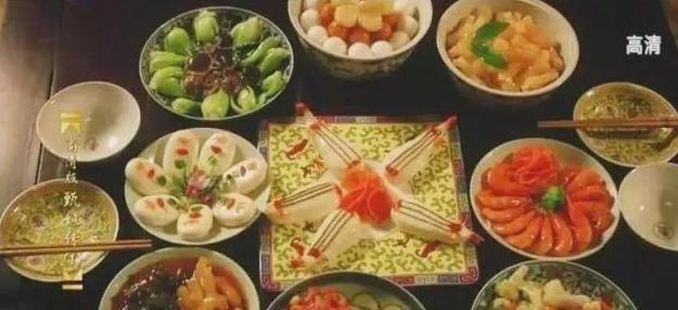被电视剧种草的美食,中华宫廷美食宝典甄嬛传,想去刘星家吃饭