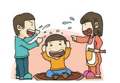 父母在孩子跟前这五种行为,会拉低他的素养,降低未来幸福感的!