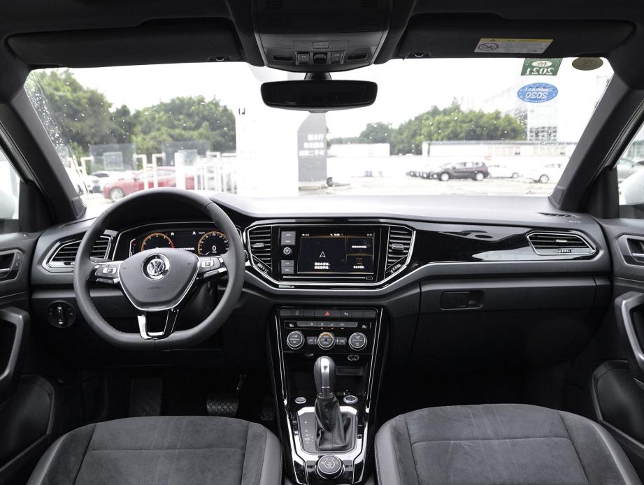 纵向对比两台神车:大众探歌与本田XR-V,谁能够更胜一筹呢?