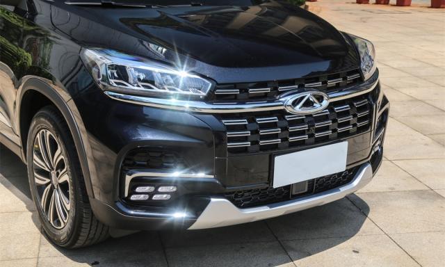 奇瑞瑞虎8,能够成为国产车SUV的标杆吗