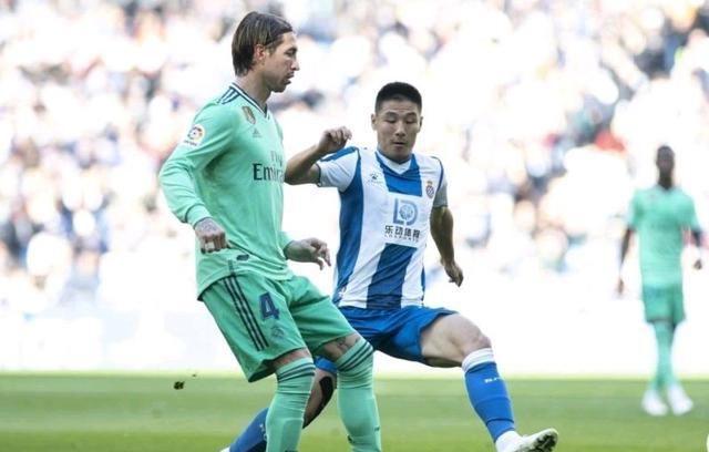 武磊再创中国足球历史!客战皇马成为中国第一人