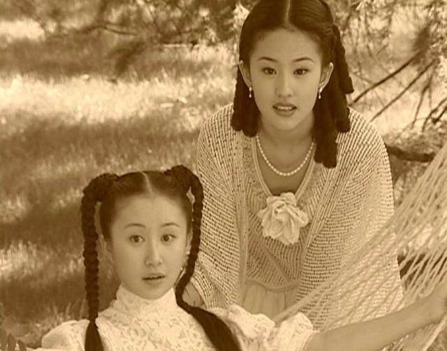 娱乐圈的真友情,舒畅刘亦菲姐妹情深,李冰冰任泉二十多年陪伴