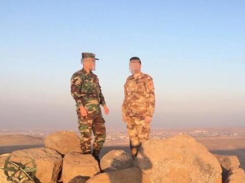 国产经典装备亮相叙利亚!07式迷彩凭出众效果,广受中东国家好评