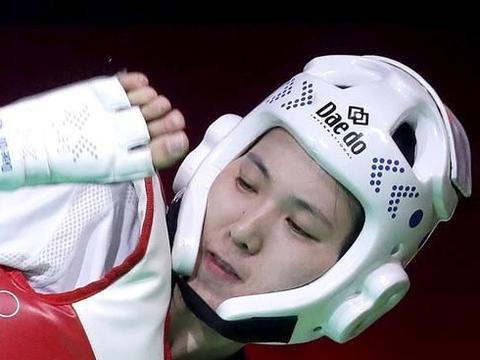 郑姝音跆拳道大奖赛三连冠 总决赛中国队获2金1银2铜!