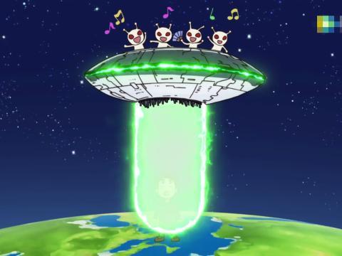 石纪元:到底是谁发射绿得你发慌到石化的光线,男主助你揭开真相